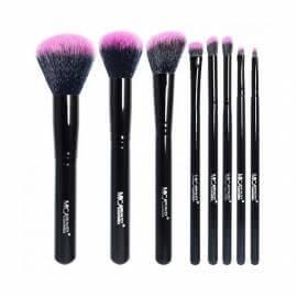 Hot Pink Brush Set-8pcs 1